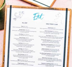 eat printed paper